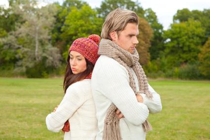 Mit der Scheidung kommt der finanzielle Absturz